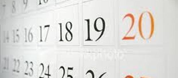 Calendari de preinscripció i matriculació 2015-2016