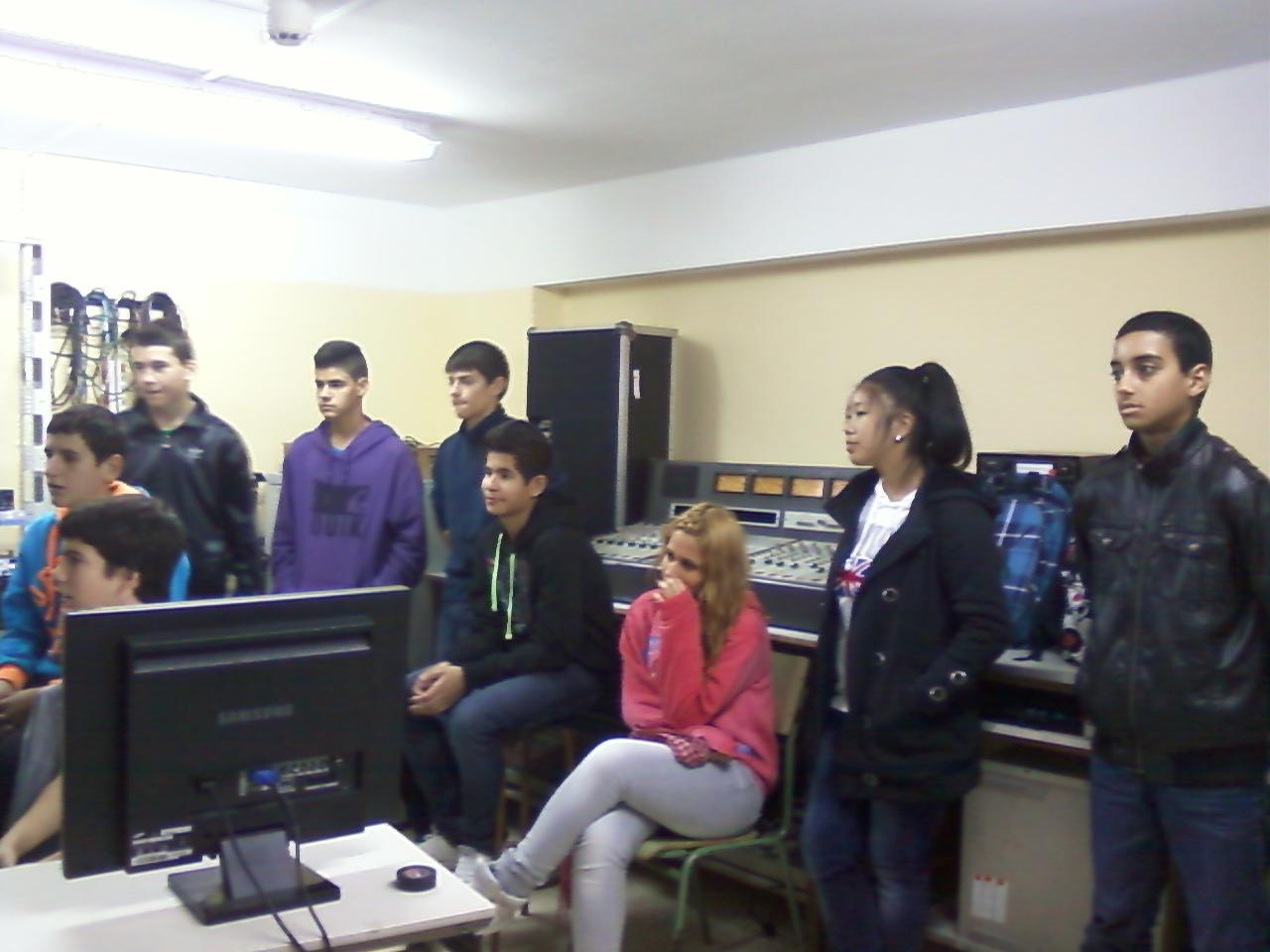 Radio INS La Pineda