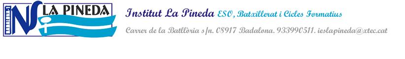 INSTITUT La Pineda