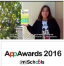 La Pineda presenta dos App al concurs App Awards2016 (4t d'ESO).