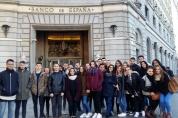 Visita al Banc d'Espanya