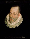 IV Centenario de la muerte de Don Miguel Cervantes Saavedra