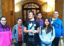 Visita al museu de matemàtiques MMACA