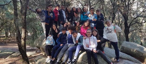 Sortida 1r ESO: Parc del Montnegre i el Corredor