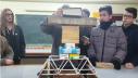 Pont de paper GUANYADOR dels alumnes de 3r de tecnologia