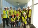 Visita a la planta de valorització energètica de TERSA