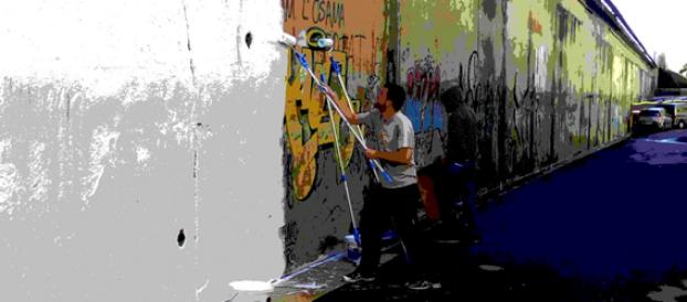 Dimecres 31 de Gener: Graffitis
