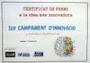 1r. Campament d'Innovació de Badalona
