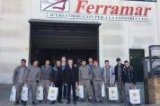 """<span lang =""""es"""">Activdades PFI: Visita empresa Amargant</span>"""