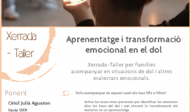 Aprenentatge i transformació emocional en el dol