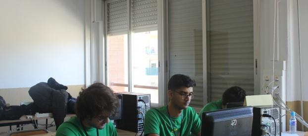 Alumnes de DAW al concurs ProgramaMe