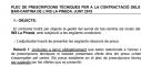 INS La Pineda. Contractació. Servei Neteja-Cantina
