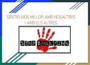 Biblioteca: Exposició sobre l'assetjament escolar