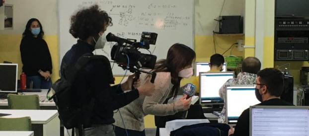 TV de Badalona a la Pineda