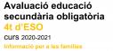 INFORMACIÓ PROVES COMPETENCIALS DE 4t ESO