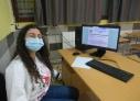 Natalia Ruiz de 2n de Batx a les Olimpíades de Biologia