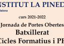 JORNADES DE PORTES OBERTES