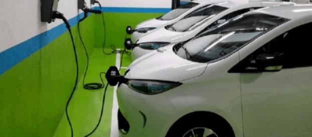 Projecte d'instal·lacions de punts de càrrega de vehicles elèctrics